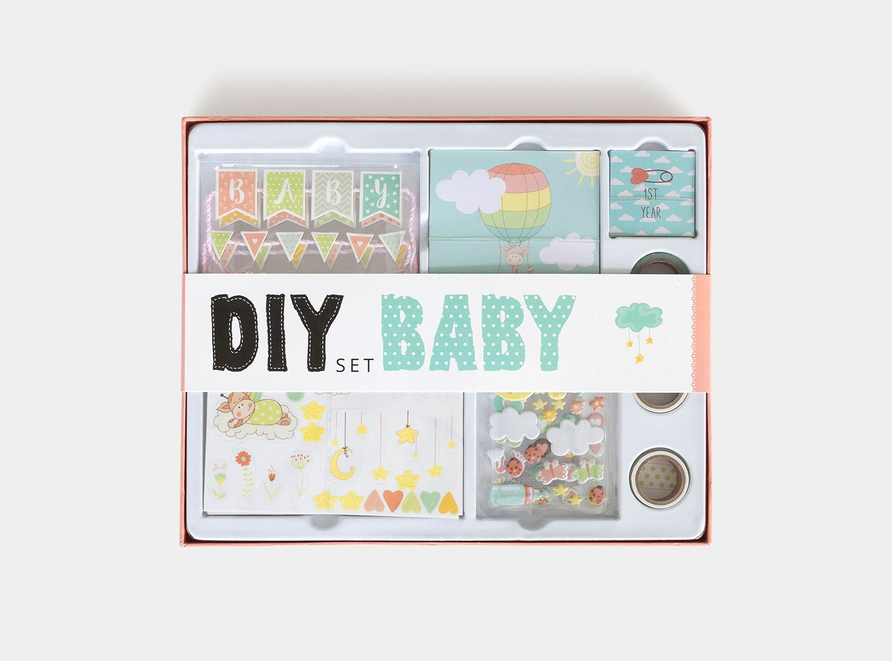 Scrapbooking Box Baby